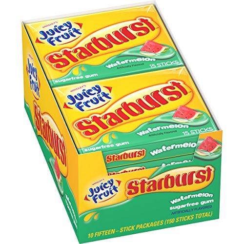 juicy-fruit-sugar-free-gum-starburst-watermelon-15-count-pack-of-10