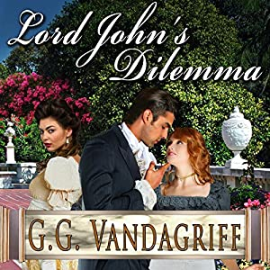 Lord John's Dilemma Audiobook