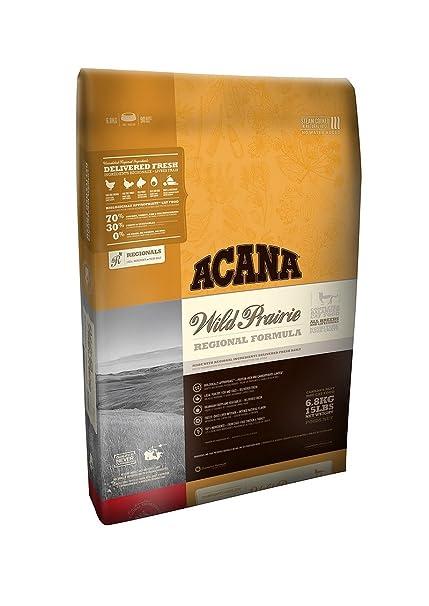 ACANA Wild Prairie - Mezcla seca para gatos (2,5 kg): Amazon.es: Productos para mascotas