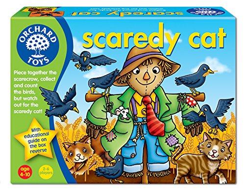 3 opinioni per Orchard Toys- Gatto Birbone (Scaredy Cat), Gioco da tavolo educativo [Lingua