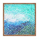 Deny Designs Garima Dhawan Dance 5 Indoor/Outdoor Square Tray, 16'' x 16''