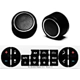 Replacement GM 22912547 Rear Radio Volume Control Knob Button,Gift AC Dash Button Repair Kit for Select GM Vehicles for…