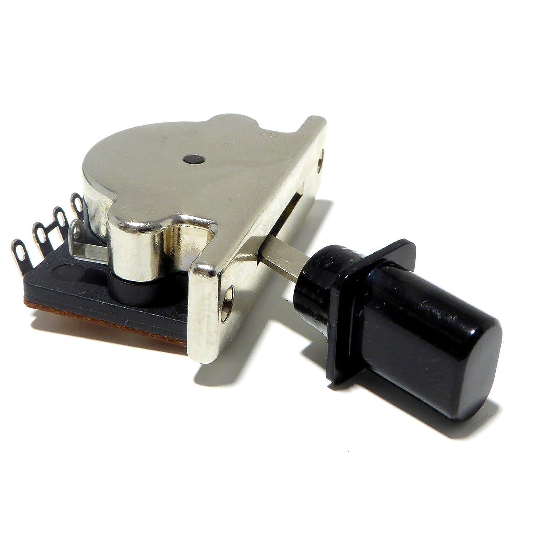 Micro pour guitare Interrupteur /à Telecaster type en noir