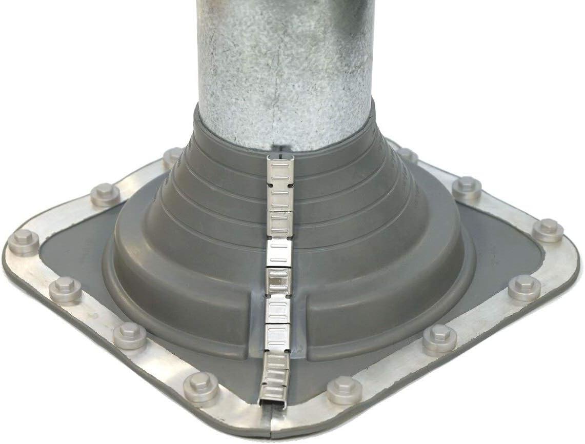 Flexible solin combi EPDM 75-175 mm gris