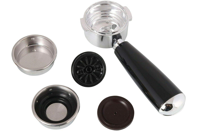 Ariete Soporte para filtro de c/ápsulas de caf/é Retro 1389