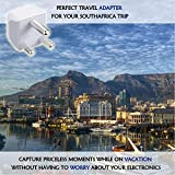 Ceptics South Africa, Namibia Travel Adapter Plug