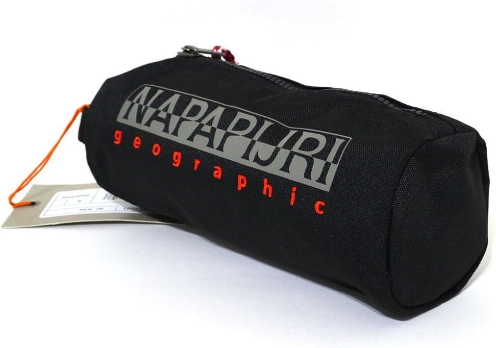 Estuche Napapijri Escuela Holder Black Tombolino Porta bolígrafos colores: Amazon.es: Oficina y papelería