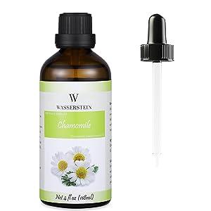 Wasserstein Aromatherapy Essential Oil, 100% Pure, 4 oz, Chamomile