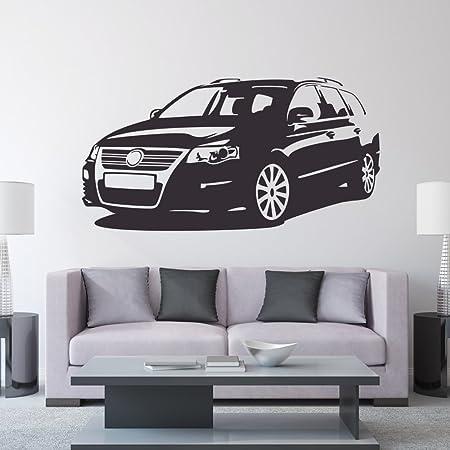 Para la pared - para coche con diseño de coche de afinación de ...