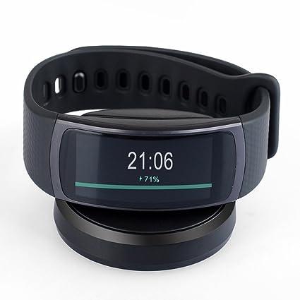 Samsung Gear Fit 2 Pulsera Inteligente, Cargador, USB ...