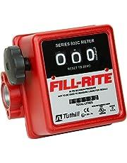 "Fill-Rite 807CL1 1"" Meter / 19-76 LPM, NPT"