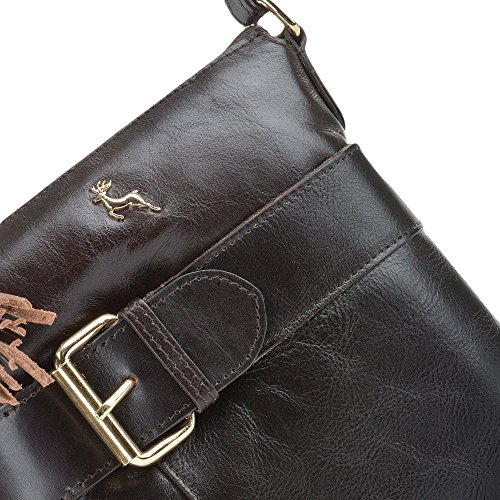Ashwood Leather - Bolso bandolera Mujer