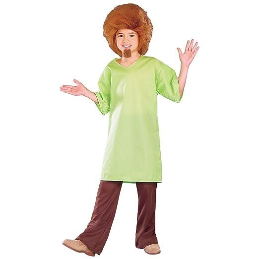 Amazon Com Boy S Shaggy Scooby Doo Costume Clothing