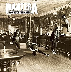 Cowboys From Hell (2LP 180 Gram Vinyl)