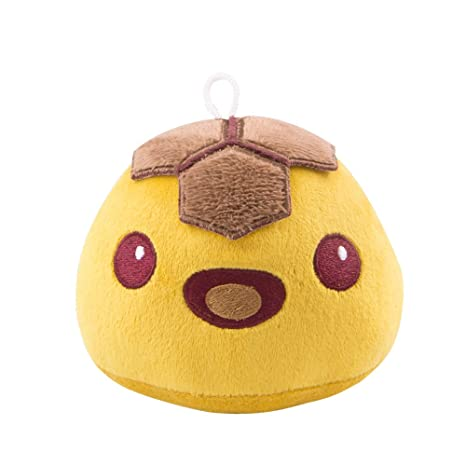 "Slime Rancher 4"" Mini Plush: Honey Slime"