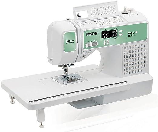 Brother RXR3140 XR3140 Máquina de coser computarizada de 140 ...