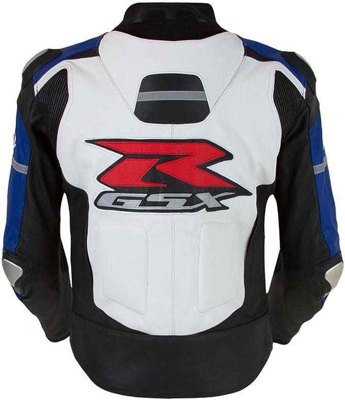 GDESFR Body de Jersey de Manga Larga con Cuello en O para beb/é Unisex Suzuki-gsx-r-Logo Ropa de rastreo Divertida Negro