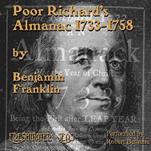 Poor Richard's Almanac Audiobook