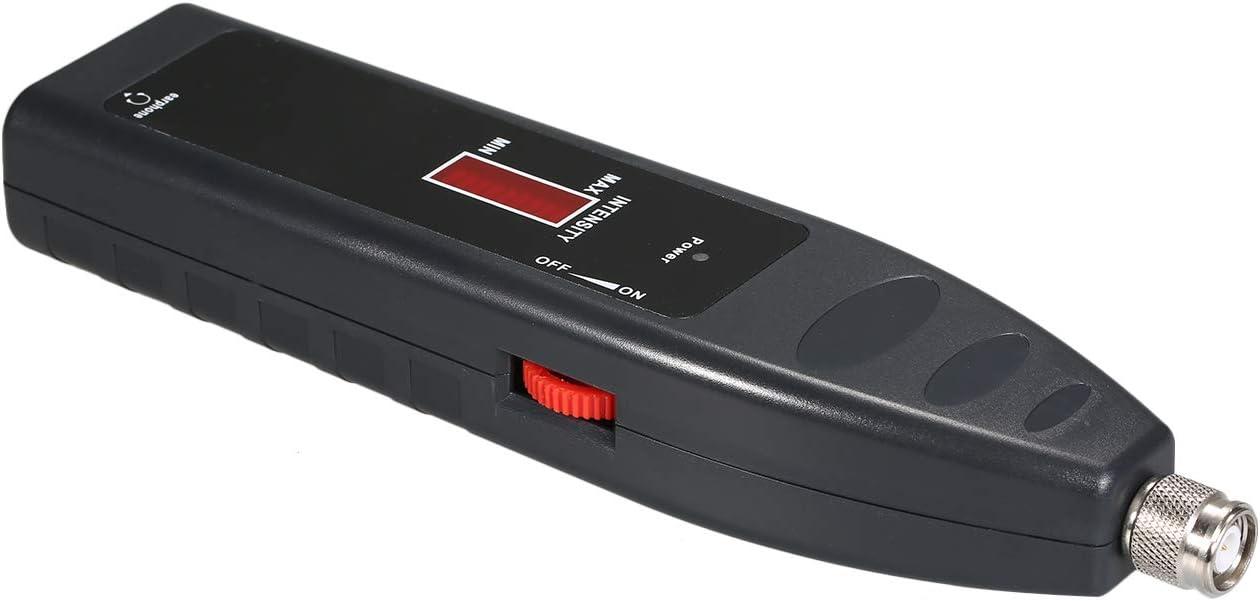 Leak Detection Tools Handheld Portable Vacuum Sealing Leakage Tester for Pipeline//Valves//Vehicle Cabinet//Refrigeration Equipment Seal Inspection KKmoon Ultrasonic Leak Detector /& Transmitter