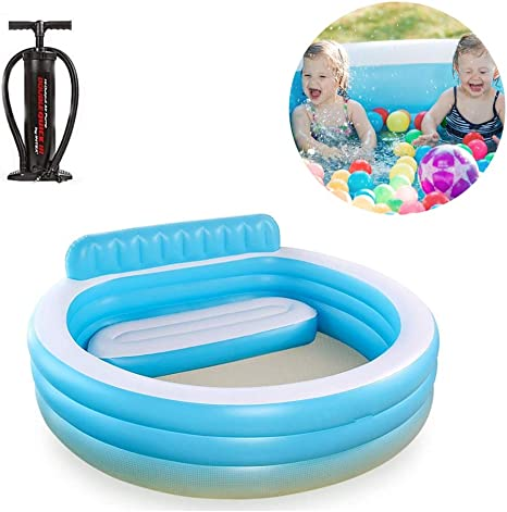 WSN Small Frame Piscinas Hinchables,Piscina Blow Up para Deportes ...