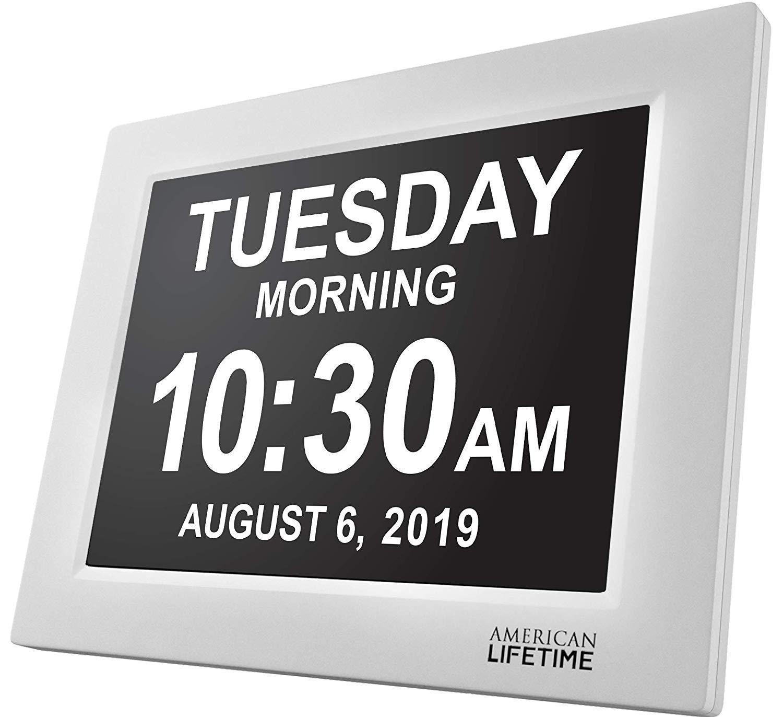 Six Zone Alarm With Led Display