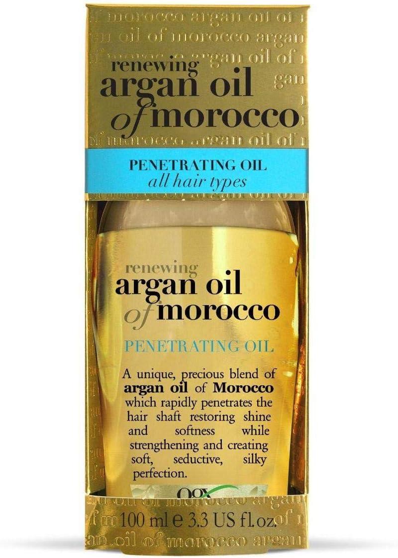 Organix Penetrating Oil Renewing Moroccan Argan 100 ML