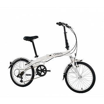 Bicicleta plegable orbita