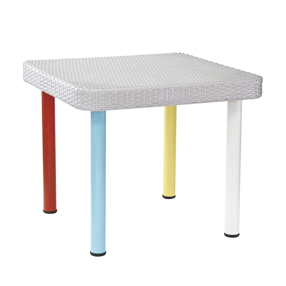 Time Concept Colors Kids Table ACLNY TFKY4010