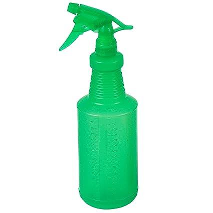 Amazon.com: DecorRack – Botellas de spray de plástico con ...