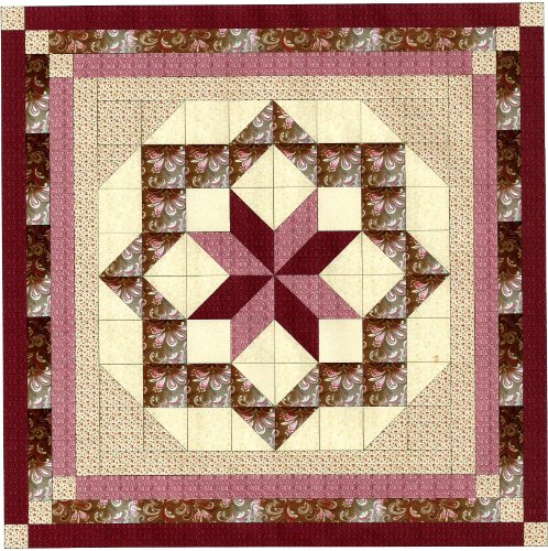 Easy Quilt Kit Constellation/EXPEDITED SHIPPING ()