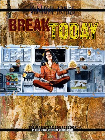 Break Today (Unknown Armies)