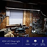 EVE 40W 4ft Linkable LED Utility Shop Lights for