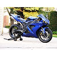Plain Blue Complete Fairing Injection for 2003-2005 Yamaha Yzf R6 R600 YZF-R6