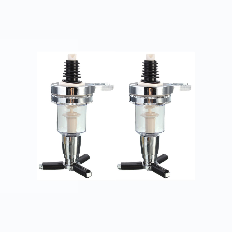 1 Piece Replacement Nozzle Shot Dispenser for Revolving Liquor Caddy Bottle Holder Unido Box 581N
