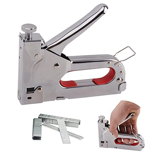 YWKOW - Pistola grapadora de clavos 3 en 1, pistola ...