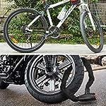 FOBOZONE-Catena-Antifurto-Moto-Heavy-Duty-Catena-in-Acciaio-al-Manganese-e-Catena-Bicicletta-antifurtoDimensioni-95cm-Lunghezza-x-95-mm-DiaPeso-135-kg