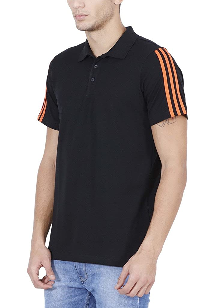 adidas Men's Polo (4057287915929_BS0691_X-Large_Black)