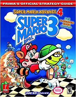 Buy Super Mario Bros  3: Super Mario Advance 4: Prima's Official