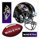 NFL Baltimore Ravens Multi-Magnet