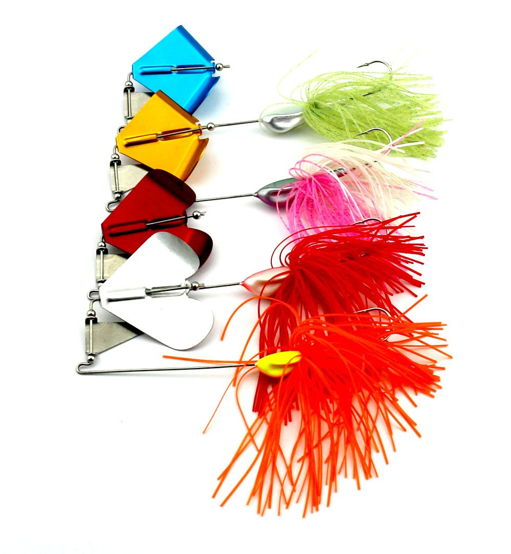 best chatterbait trailers