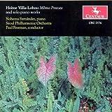 Momo Precoce & Solo Piano Wo by Villa-Lobos, Heitor (2003-02-01)