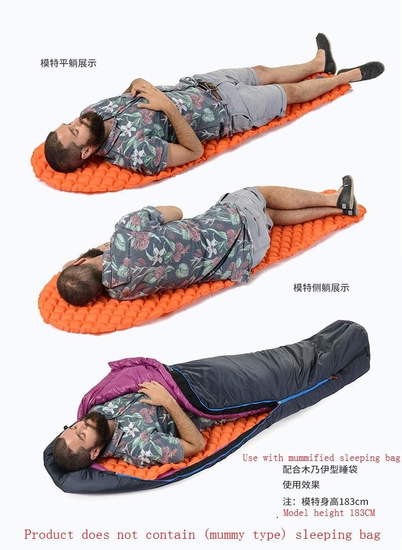 WUTONGAufblasbare Matte des des des im Freienzelt-Schlafens des Kissens Ultra helle Mamatyp-Ei-Nestes B07HK6QYZK Selbstaufblasbare Matratzen Jugend c8f95a
