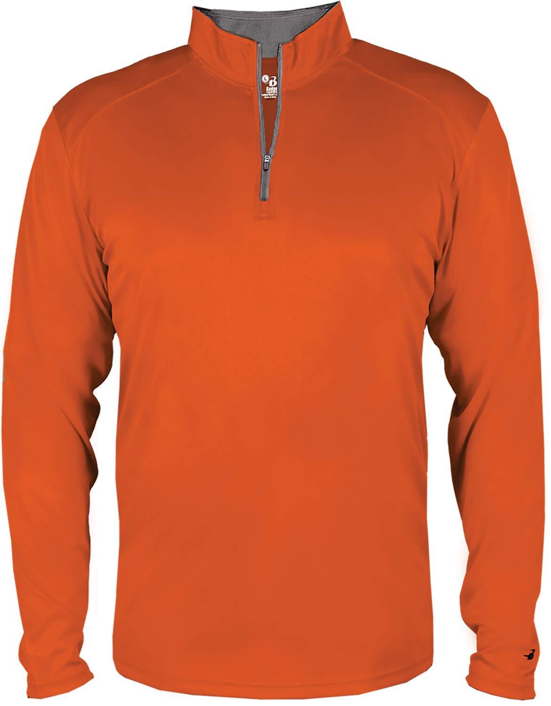Badger Mens B-Core 1//4 Zip Pullover
