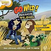 Der feuerspeiende Riese (Go Wild - Mission Wildnis 14) | Andreas Lueck