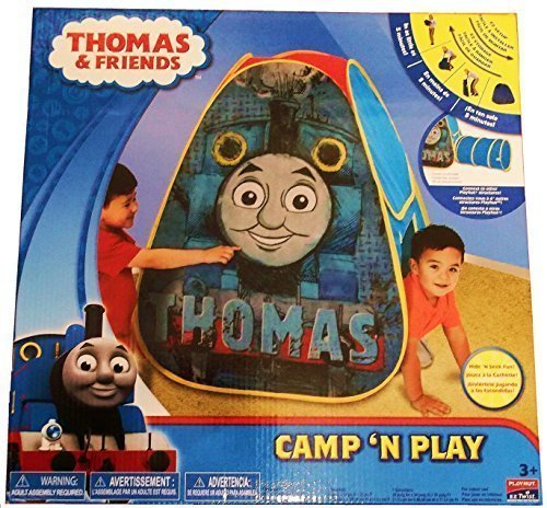Thomas and Friends Camp 'N Play ()