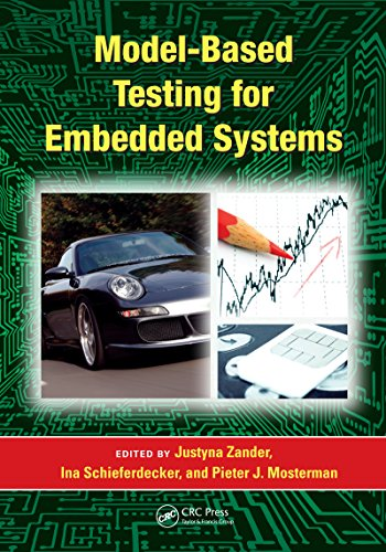Download Model-Based Testing for Embedded Systems (Computational Analysis, Synthesis, and Design of Dynamic Systems) Pdf