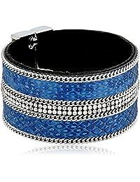 GUESS Magnet Line Cuff Bracelet