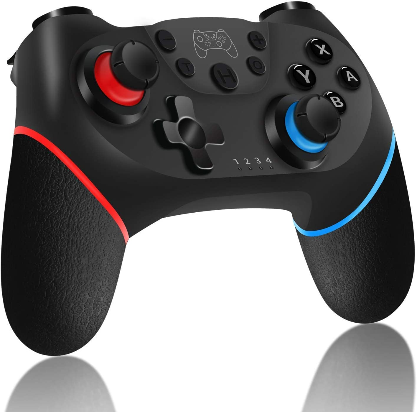 RegeMoudal Wireless Pro Controller Gamepad Joypad Remote Joystick $21.24 Coupon