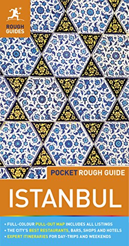 Pocket Rough Guide Istanbul (Travel Guide eBook) (Rough Guides)