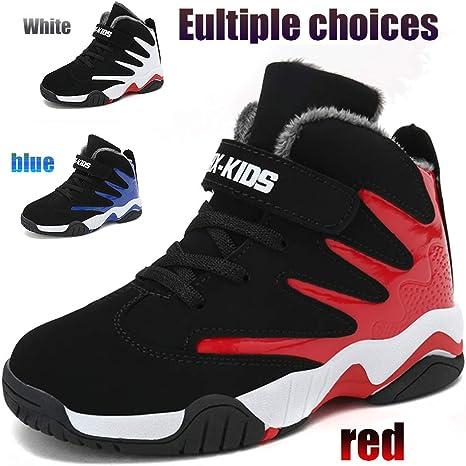 Shoe House Los Niños De Baloncesto Zapatos/Niños con Zapatillas ...